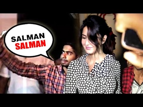 Xxx Mp4 Katrina Kaif S Reaction When FANS Calls Her Salman Salman Will Blow Your Mind 3gp Sex