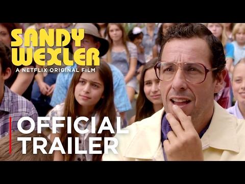 Sandy Wexler Official Trailer HD Netflix