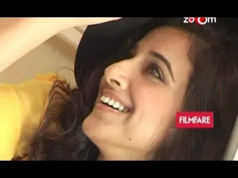 Vidya Balan's sexy photo shoot