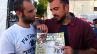 Unti e Bisunti 2(Chef Rubio) - Patriots Bari