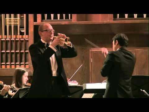 HANDEL Water Music (HWV 349) - Nikita Tokarev, trumpet