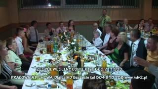 Zespół Muzyczny CONTEX Polska Orkiestra Weselna Produkcja Filmów Reklamowych DigitalHD