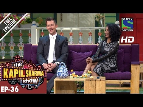 The Kapil Sharma Show–Episode 36–दी कपिल शर्मा शो–Brett Lee in Kapil s Mohalla 21st August 2016