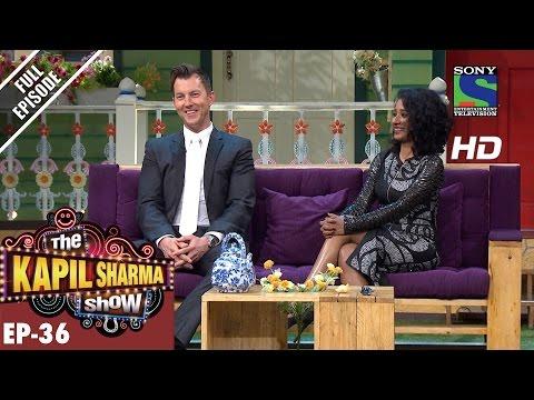 The Kapil Sharma Show–Episode 36–दी कपिल शर्मा शो–Brett Lee in Kapil s Mohalla 21st August 2016