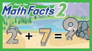 Meet the Math Facts Level 2 - 2+7=9