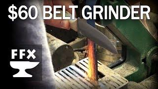 Review: $60 Harbor Freight Belt Grinder (1x30)