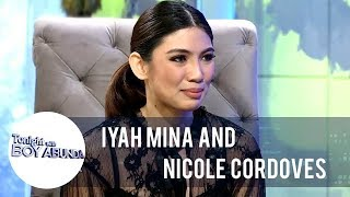 TWBA: What Nicole learned from Catriona's Miss Universe journey