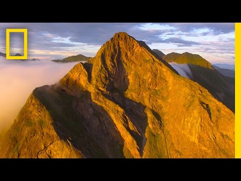 Xxx Mp4 Drone Captures The Haunting Beauty Of Northern Norway's Mountains Short Film Showcase 3gp Sex