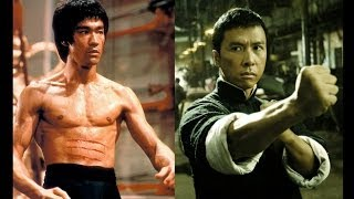 how to punch like IP MAN (Donnie Yen) or Bruce Lee??(level1) | Kettenfauststöße - Wing Tsun