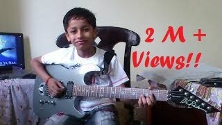 images Chahu Main Ya Na Guitar Cover By Rio