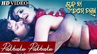 PAKHAKU PAKHAKU | Romantic Film Song I CHANDA NA TAME TARA I Deepak, Debjani