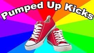 Pumped Up Kicks Meme - A look at the history and origin