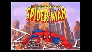 El Espectacular Hombre Araña ( Imágenes de los Personajes )