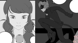 Part 3 / Bölüm 3 Miraculous Ladybug Comic / Çizgi Roman