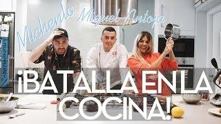 ¡BATALLA EN LA COCINA! | CON MICHENLO Y MIQUEL ANTOJA | Trendy Taste