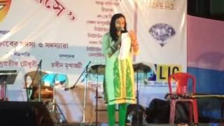 Abriti Megh Balika by Shilpa Mukherjee