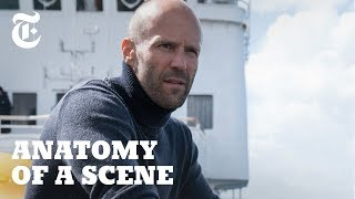 Watch Jason Statham Battle a Shark in 'The Meg' | Anatomy of a Scene