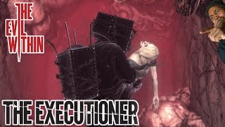 TIME TO DROP THE HAMMER | The Evil Within: The Executioner (FULL DLC)