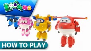 【Official】Super Wings_How to Play 01