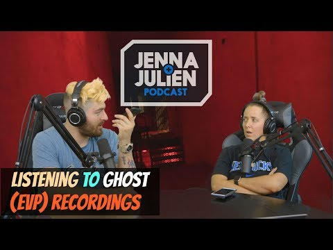 Podcast #197 - Listening to Ghost (EVP) Recordings