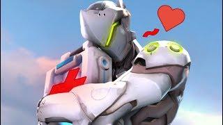 Overwatch - Genji Gets Healing