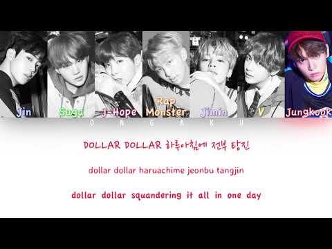 BTS (방탄소년단) - Go Go (고민보다 Go) | Color Coded HAN/ROM/ENG Lyrics