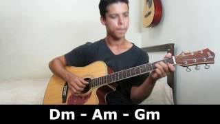 Aula De Violão: Malandramente - Dennis e Mc's Nandinho & Nego Bam (Como Tocar Funk No Violão)