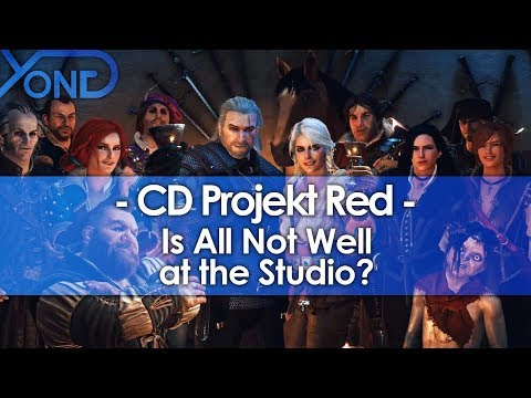 Xxx Mp4 Is All Not Well At CD Projekt Red 3gp Sex