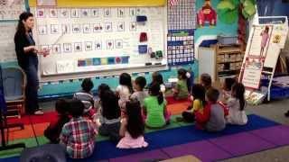 Pre school,alpha friends song