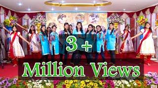 Mirabella Ministry 8th Anniversary Youth Dance | Valla Kirubai Dance |  Latest Christian Dance