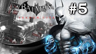 Batman Arkham City: HD Playthrough Part 5/28[Track Mr Freeze Location]