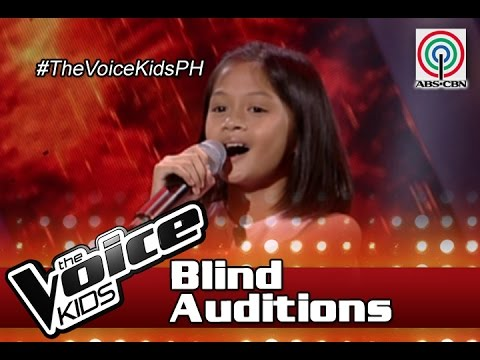 The Voice Kids Philippines Blind Auditions 2016: