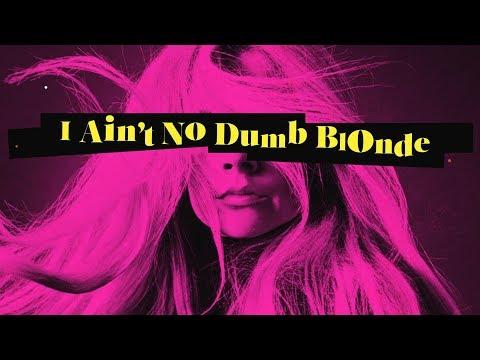 Xxx Mp4 Avril Lavigne Feat Nicki Minaj Dumb Blonde Lyric Video 3gp Sex