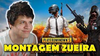 Games EduUu jogando PUBG BATTLEGROUNDS
