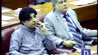 Imran Khan responds to PM speech in NA