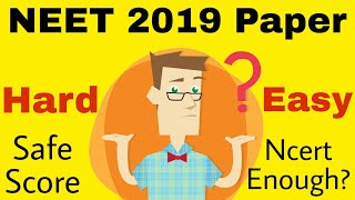 Will NEET 2019 Paper Tougher or Easier & What changes are expected | Studypedia