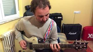 HAREM SCAREM - MANDY Guitar Cover with FRACTAL AX8 1080 HD SOUND