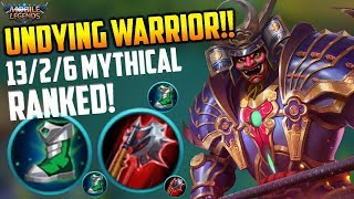 YOU WILL PICK ALPHA 100% AFTER SEEING THIS! OMG! MOBILE LEGENDS ALPHA MYTHICAL GLORY GAMEPLAY