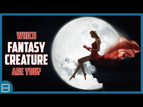 Which Fantasy Creature Are You?