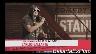 Carlos Ballarta en Comedy Central 2017