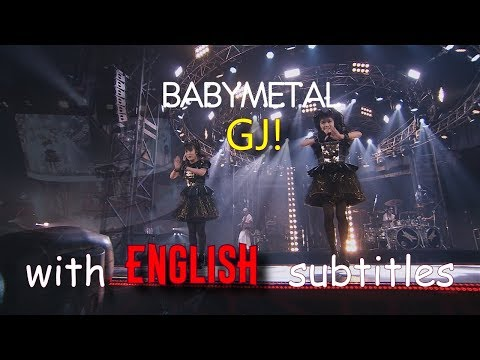 Xxx Mp4 BABYMETAL GJ English Subtitles Live Compilation 3gp Sex