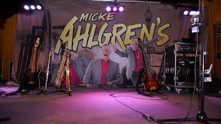Tallparkens fredagsdans den 17 mars 2017 musik Micke Ahlgrens