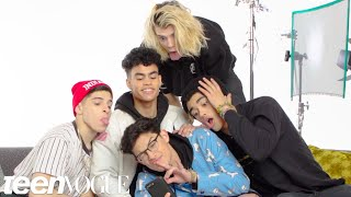 PRETTYMUCH Play Truth or Dare | Teen Vogue