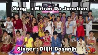 Mitran Da Junction | Diljit Dosanjh | Bhangra Steps | Step2Step Dance Studio