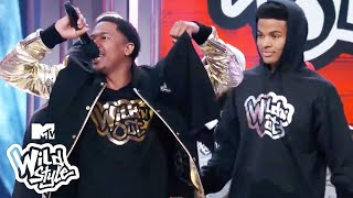 Trevor Jackson vs Nick Cannon & White Girl Battle Gets Sexual | Wild 'N Out | #Wildstyle