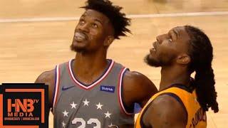 Philadelphia Sixers vs Utah Jazz 1st Half Highlights | 11.16.2018, NBA Season