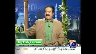 Khabar Naak With Aftab Iqbal - 25th February 2012 --Prt 3,Mazah he Mazah