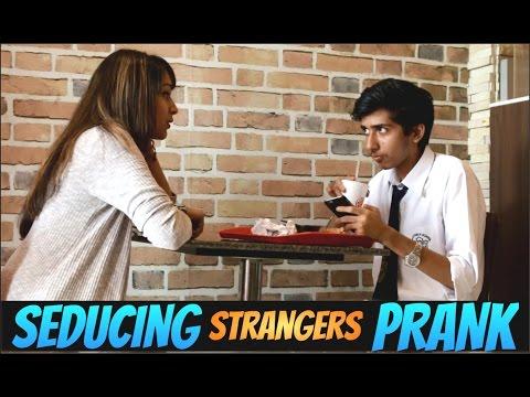 This Girl Seducing Strangers In Public | Prank In India |