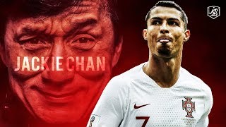 Cristiano Ronaldo ● Jackie Chan | Russia World Cup 2018 | HD