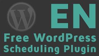 WordPress - How to add a free booking plugin in 2 min